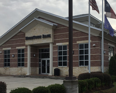 Friendswood Downtown branch photo